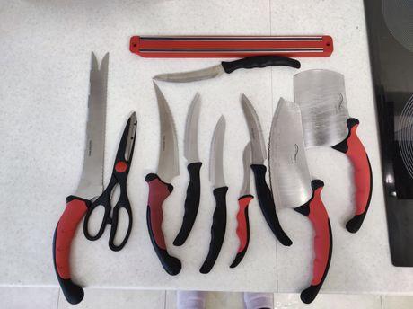Набор ножей 11в1