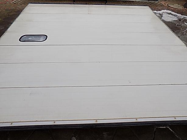 Brama panelowa, segmentowa ,garażowa 454x457cm