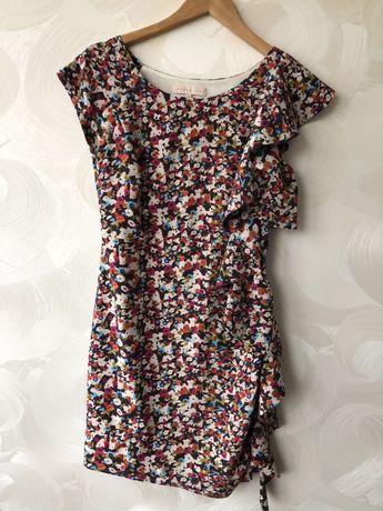 Платье шёлковое Essentiel Sandro