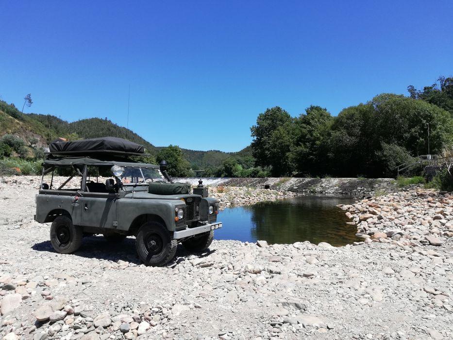 Land Rover serie III Santa Clara E Castelo Viegas - imagem 1