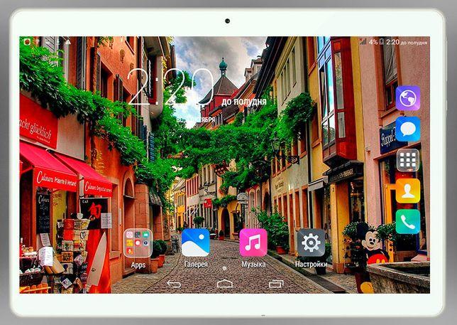 """Планшет-телефон самсунг Samsung 10"""" Galaxy Tab WI-FI андроид 10 3/32Гб"""