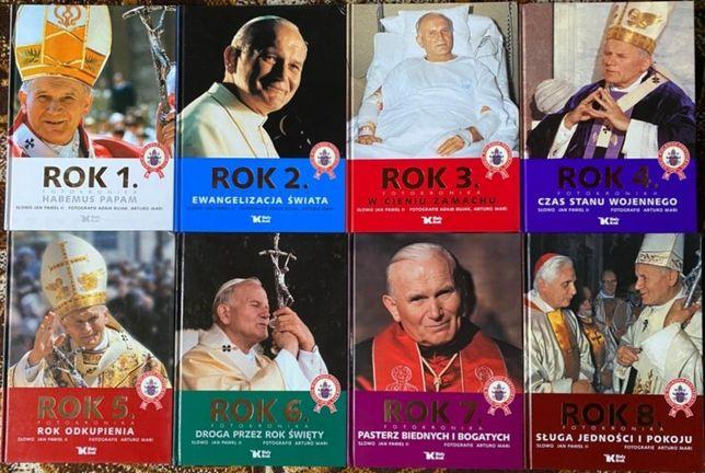 Kolekcja Dzieje Wielkiego Pontyfikatu Jana Pawła II Arturo Mari