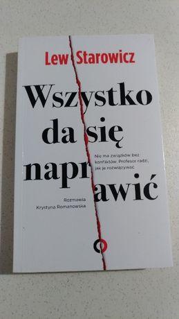 Książka Wszystko da się naprawić Lew Starowicz
