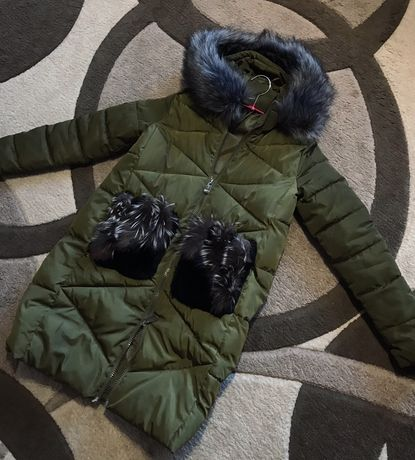 Зимове пальто 2020