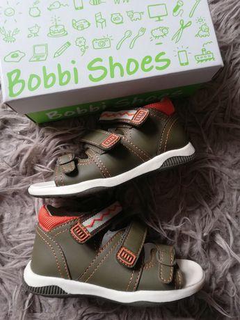 Nowe sandały bobbi shoes