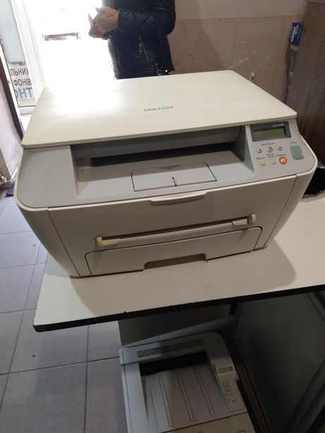 Принтер МФУ лазерный Samsung 4100
