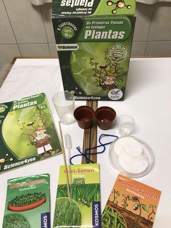 Science 4 you Plantas