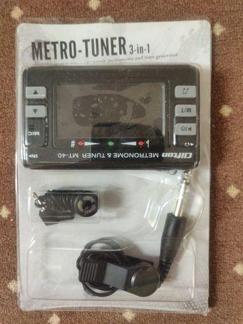 Metronom, cyfrowy stroik, generator dzwieku