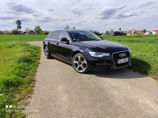 Audi A6C7   2014r  180000 Przebieg
