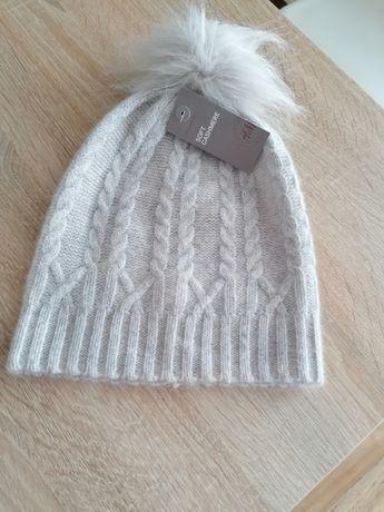 Kaszmirowa czapka H&M, MLE Collection, Arket