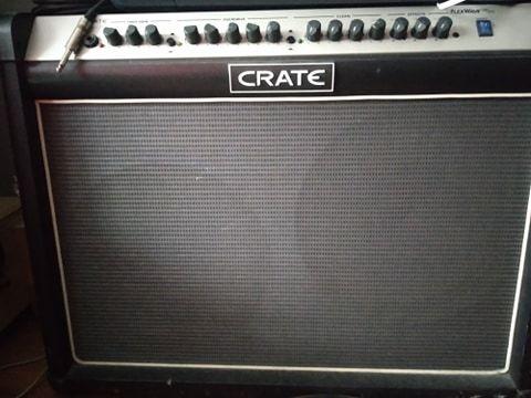 crate flexwave 120/212 wzmacniacz gitarowy 120W! Combo