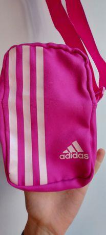 Сумка Adidas розовая