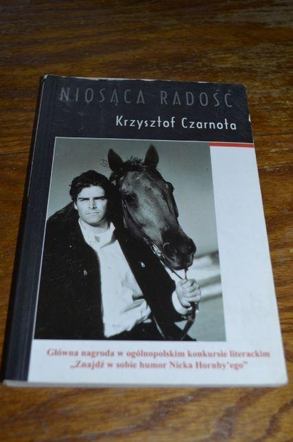 Niosąca radość - Krzysztof Czarnota