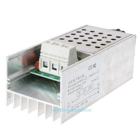 Мощный регулятор напряжения,мощности,Диммер 20-220V,10 кВт