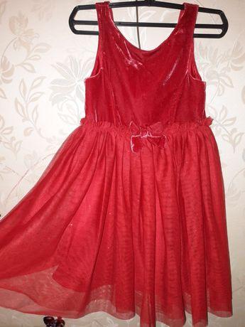 Костюм Нарядное платье Н&M и шикарная шубка Mango