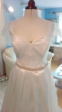 Suknia ślubna - przeróbki sukien