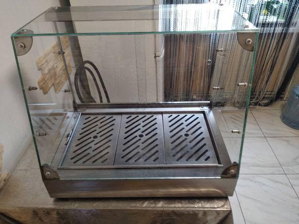 Витрина тепловая настольная КИЙ-В ВТ-П-660 для готовой продукции