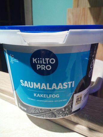 Затирка kilto pro 3 кг. хаки