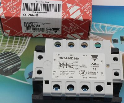 Przekaźnik 1,5kW 5A 400V AC Rewersyjny