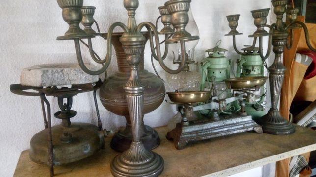 Várias antiguidades