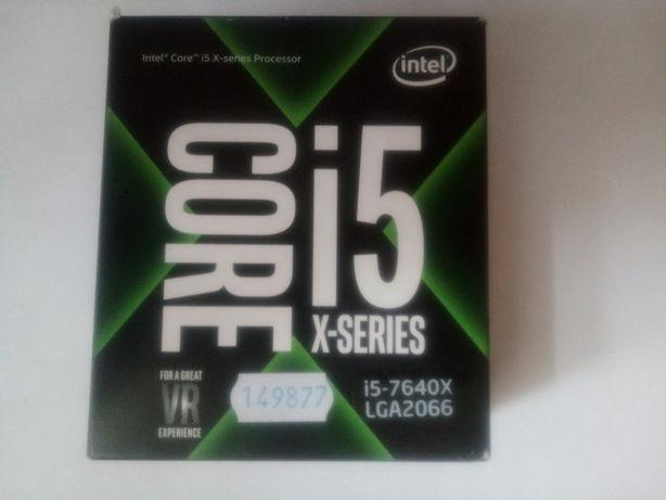 Процессор i5-7640x LGA2066 (10000 руб)