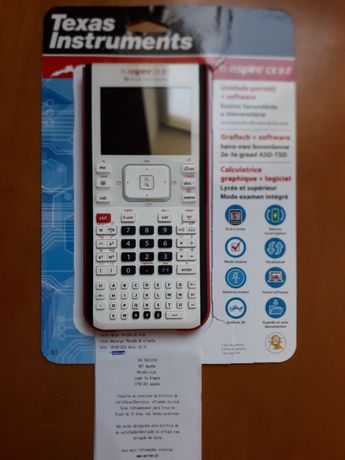 Calculadora Gráfica Texas TI-Noire CX