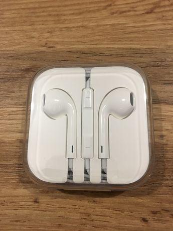 Słuchawki iPhone nowe