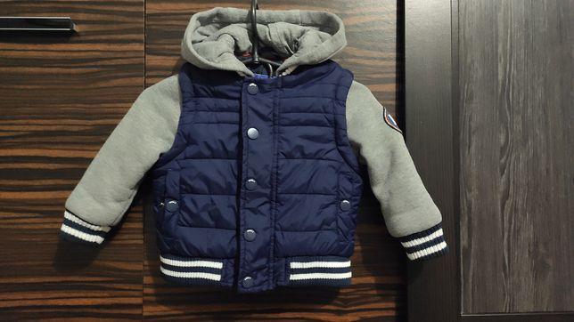 Куртка-жилетка осенняя