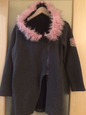 Курточка- кофта для дівчинки 11-14 р.