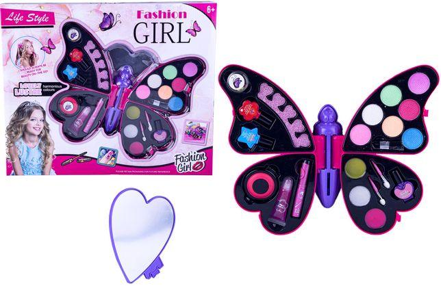 Zestaw Piękności Do Makijażu Do Malowania Motyl