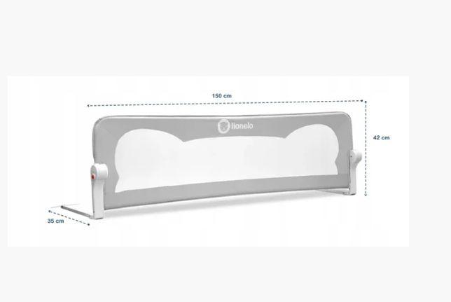 СУПЕР Защитный бортик Lionelo для кровати 150x42x35 см