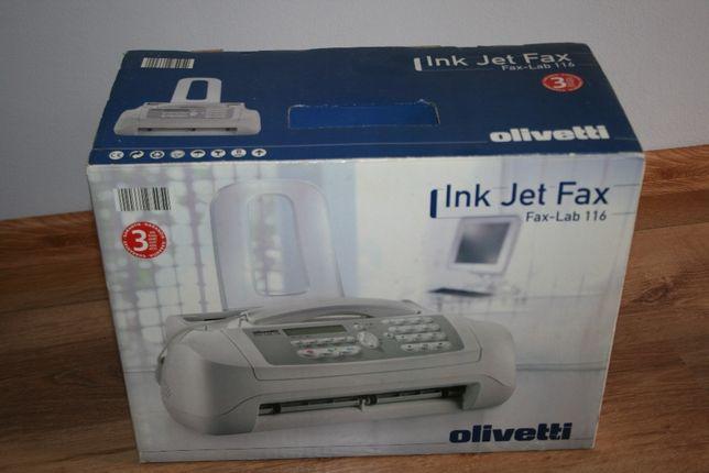 Fax faks telefon Olivetti