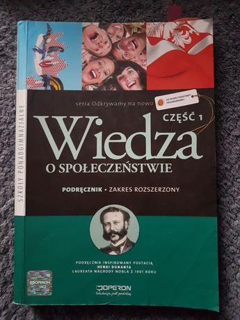 Wiedza o społeczeństwie cz.1