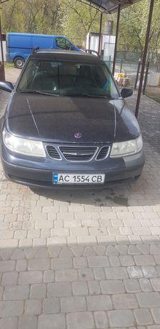 Saab 9-5 2.0 газ/бензин 2002р.