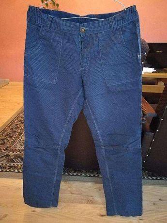 Spodnie materiałowe chłopięce 164 cm
