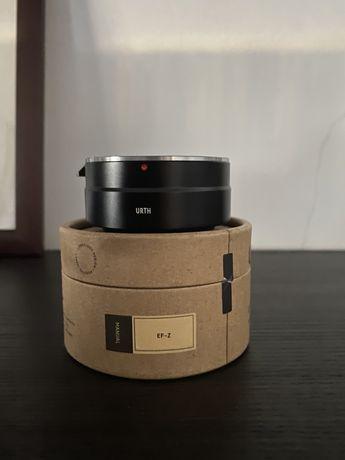 Adaptador Canon Ef Nikon Z