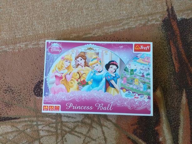 Gra planszowa trefl Prinsess ball
