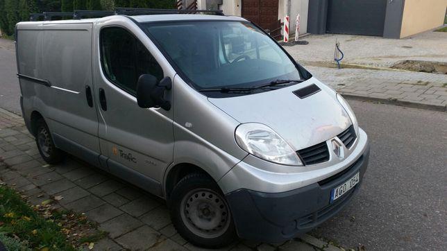 Renault Trafic 2.0 dci 115KM Klima