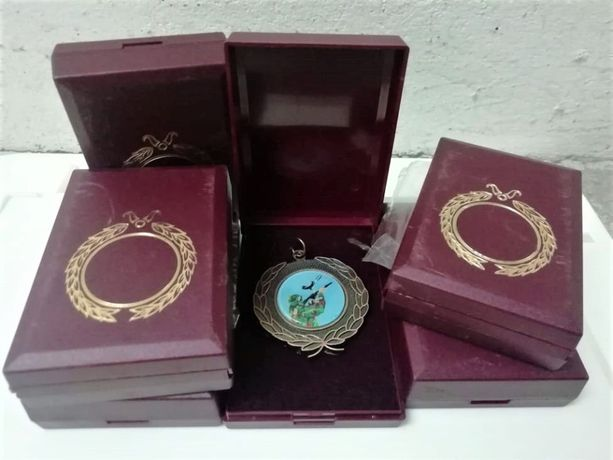Paintball medalhas