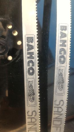 BAHCO Piła taśmowa do cięcia metalu L=1640