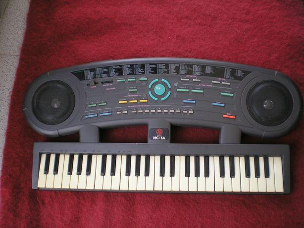 Instrumento musical semi proficional