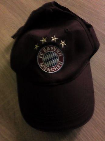 Czapka z daszkiem Bayern Monachium