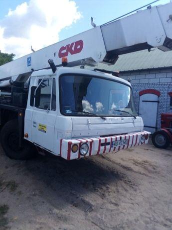 Dżwig Tatra CKD 28