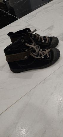 Кеди ,ботинки, утепленні в середині