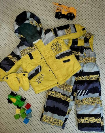 Детский зимний костюм Deux par deux