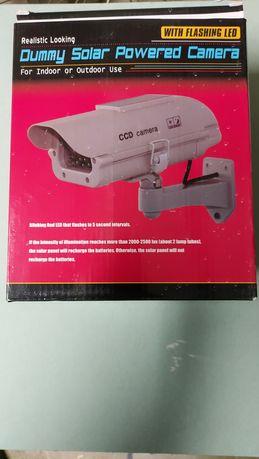 Atrapa kamery monitoringowej sztuczne kamery przemysłowe