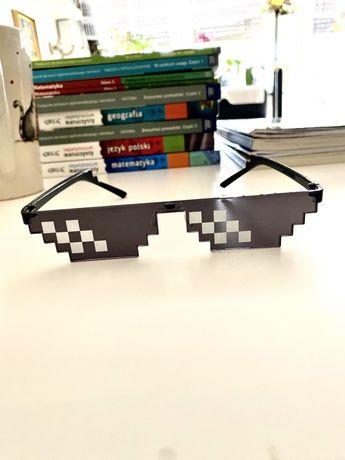 MINECRAFT okulary przeciwsłoneczne