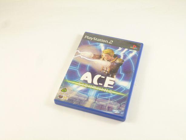 gra PS2 ACE Lightning