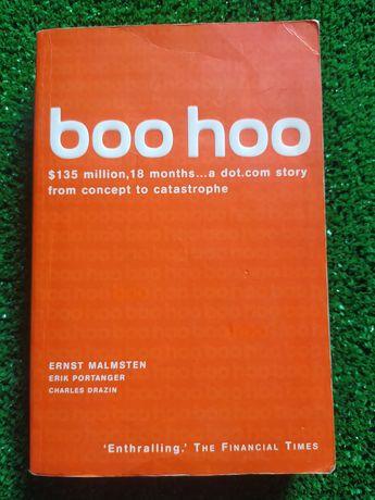 "Książka""Boo Hoo"" Ernst Malmsten"