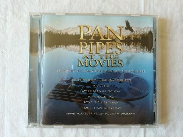 Pan Pipes At The Movies